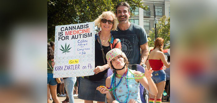 Medical Marijuana Access a Major Political Issue for Texas Family with Disabled Daughter