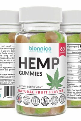 Hemp Oil Gummies